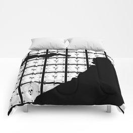 """Live slow die old"" - LTA Comforters"