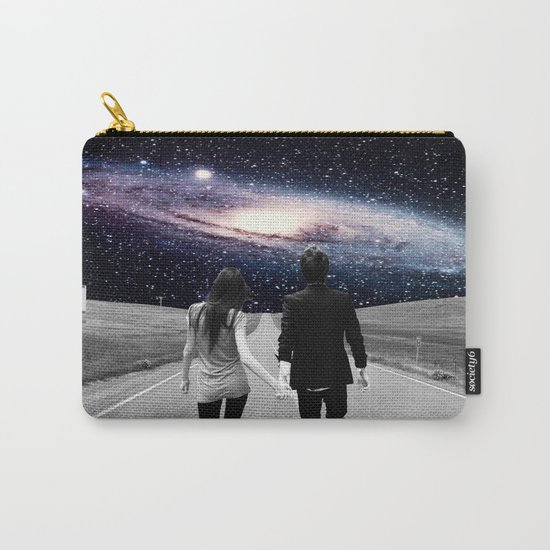 Road to the Universe Carry-All Pouch