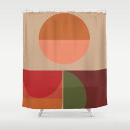 Season #fallwinter #colortrend #decor Shower Curtain