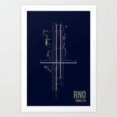 RNO Art Print