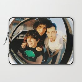 bubble poster Laptop Sleeve