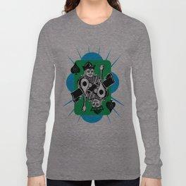 Three-Eyed King Long Sleeve T-shirt