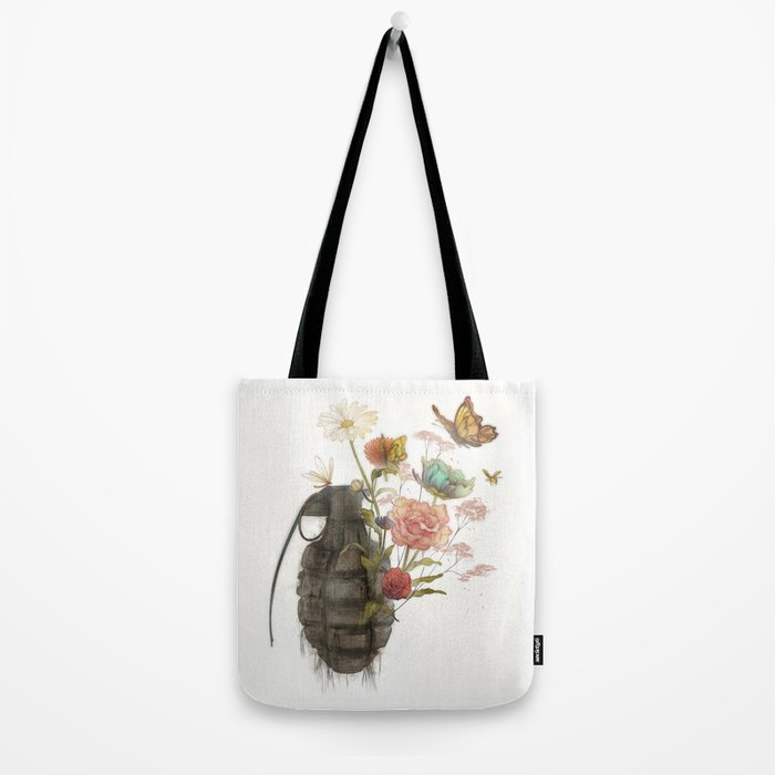 Containability to Sustainability  Tote Bag