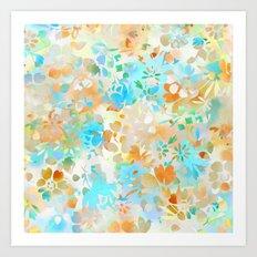 Floral Spirit 3 Art Print