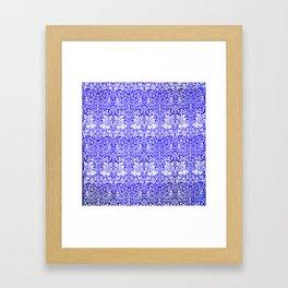 """William Morris """"Brer rabbit"""" 8. Framed Art Print"""