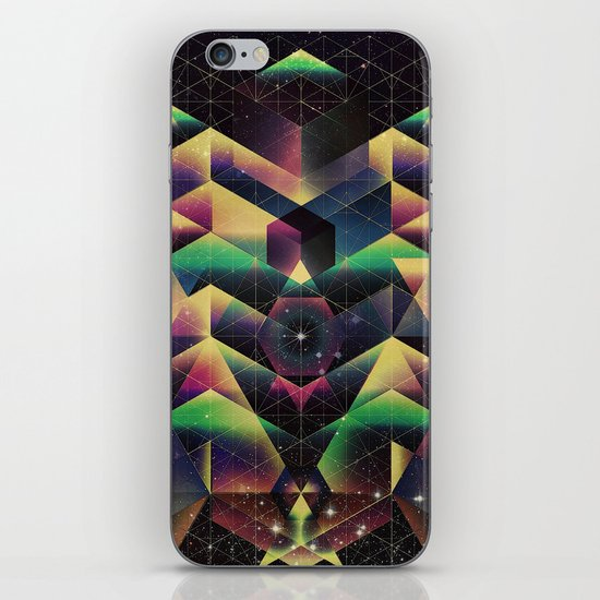 thhyrrtyyn iPhone & iPod Skin