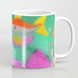 Fishy Art Coffee Mug