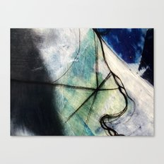 Impending Crossroads Canvas Print