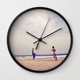 Brazilian thing Wall Clock