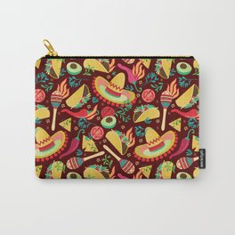 Spicy taco Carry-All Pouch