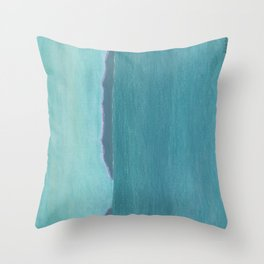 Santa Barbara Islands Throw Pillow