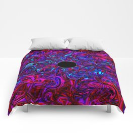 Blacklight Comforters