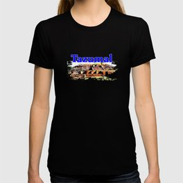 tazumal Ruinas Ruta Maya El Salvador T-shirt