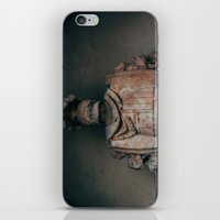 shield iPhone & iPod Skins featuring Shield by HMS James