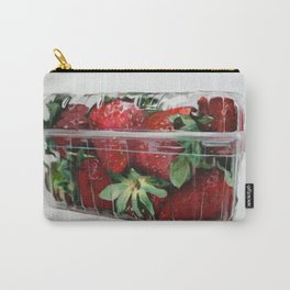 Fresas Carry-All Pouch