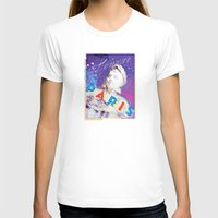 posters T-shirts featuring Paris Posters - Napoleon by G_Stevenson