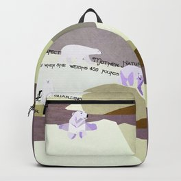 Respect Mother Nature 3 Backpack