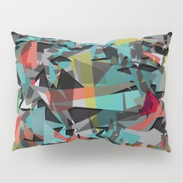 wild triangles 2 Pillow Sham