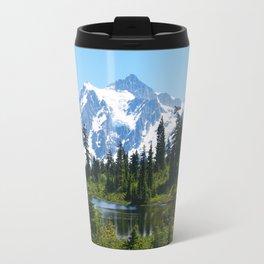Mt. Shuksan Travel Mug