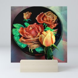A Tin Type Mini Art Print