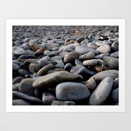 Another Rocks  Art Print