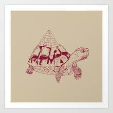 Pyratoise Art Print