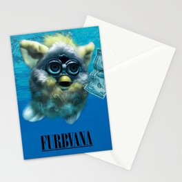 Furby Nirvana - Nevermind Stationery Cards