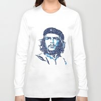 che Long Sleeve T-shirts featuring che by raj verma