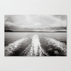 waves II. Canvas Print