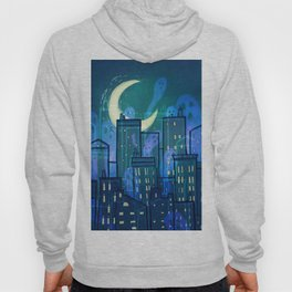 This City is Full of Ghosts (I) Hoody