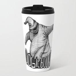 Oogie Boogie Ink Drawing Travel Mug
