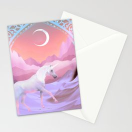 Gateway to dreamworlds Stationery Cards