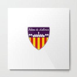 Palma de Mallorca Spain Metal Print