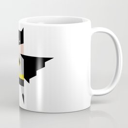 simpleheroes BAT-MAN fan art Coffee Mug