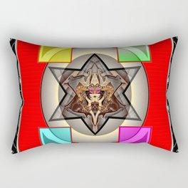 *Transcending Stars* Rectangular Pillow