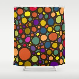 Arican Style No11 Shower Curtain