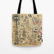 Arbracosmos Tote Bag
