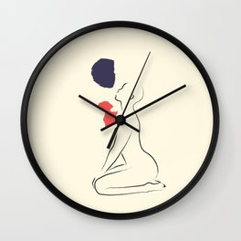 Always Your Way Wall Clock