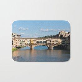 The Ponte Vecchio Bath Mat