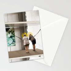 Face the Future Stationery Cards