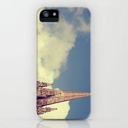 Vintage Oxford iPhone Case