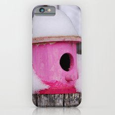 Pink House Slim Case iPhone 6s