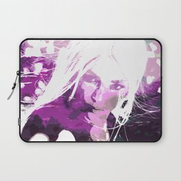 Sakura Girl Laptop Sleeve