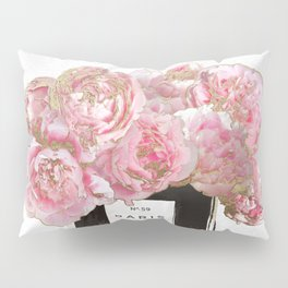 Pink Scented Pillow Sham