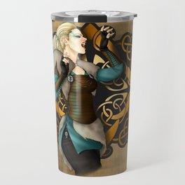 Viking Scream Travel Mug