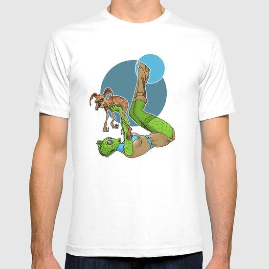 Star Wars Greedo pinup T-shirt