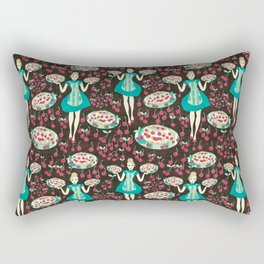 a very cherry pie Rectangular Pillow