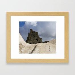 Cappadokia Framed Art Print