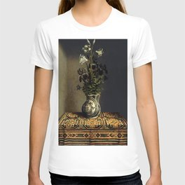 "Hans Memling ""Flowers in a Jug"" T-shirt"