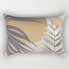 Elegant Shapes 15 Rectangular Pillow